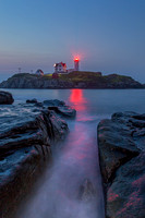 Dawn Light at Nubble